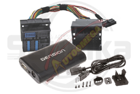Adaptér - Bluetooth pre OEM rádiá do automobilov ŠKODA/VW - DENSION GATEWAY PRO BT